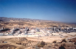 <h6>KANGAN NATURAL GAS REFINERY PH-2</h6><br><h7>Country: Iran / Client: NATIONAL IRANIAN OIL CO.<br>Company: <a href='http://eng.daelim.co.kr' target='_blank'>Daelim Industrial Co., Ltd.</a><br>Project Cost: 235,714 in thousand US$ / Work Duration: 1990/05/01 ~ 1995/05/01</h7>