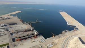 <h6>Construction of Ship Repair Yard and Dry-Dock Complex at Duqm Port</h6><br><h7>Country: Oman / Client: Ministry of National Economy<br>Company: <a href='http://www.daewooenc.com/eng/' target='_blank'>Daewoo Engineering&Construction Co., Ltd.</a><br>Project Cost: 289,440 in thousand US$ / Work Duration: 2008/06/08 ~ 2011/03/31</h7>