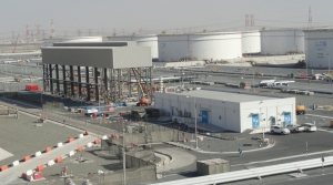 <h6>Inter Refineries Pipeline II : Mussafah Terminal Project</h6><br><h7>Country: U.A.E / Client: Abu Dhabi National Oil Company<br>Company: <a href='http://www.daewooenc.com/eng/' target='_blank'>Daewoo Engineering&Construction Co., Ltd.</a><br>Project Cost: 284,105 in thousand US$ / Work Duration: 2010/05/16 ~ 2013/12/31</h7>