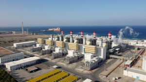 <h6>Sur Independent Power Project</h6><br><h7>Country: Oman / Client: Phoenix Power Company SAOC<br>Company: <a href='http://www.daewooenc.com/eng/' target='_blank'>Daewoo Engineering&Construction Co., Ltd.</a><br>Project Cost: 1,257,786 in thousand US$ / Work Duration: 2011/07/13 ~ 2015/03/11</h7>