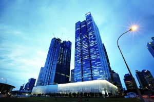 <h6>Asia Square Tower 2(46-Storey Commercial and Hotel Building at Marina View)</h6><br><h7>Country: Singapore / Client: Asia Square Tower 2 Pte. Ltd.<br>Company: <a href='http://en.hdec.kr' target='_blank'>Hyundai Engineering&Construction Co., Ltd.</a><br>Project Cost: 345,333 in thousand US$ / Work Duration: 2011/04/01 ~ 2013/08/31</h7>